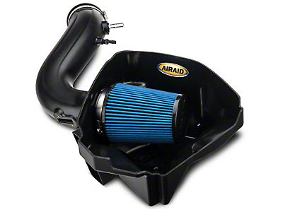 Airaid MXP Series Cold Air Intake w/ SynthaMax Dry Filter (11-14 V6)