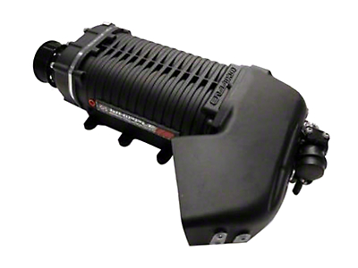 Whipple Black Supercharger Upgrade Kit - 2.9L (07-12 GT500)