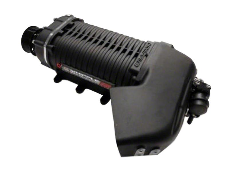 Whipple 2.9L Supercharger Upgrade Kit - Black (07-12 GT500)