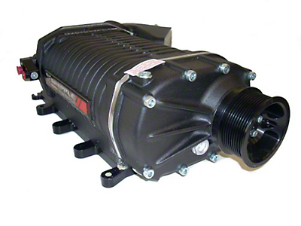 Whipple 3.4L Crusher Supercharger Upgrade Kit - Black (07-14 GT500)