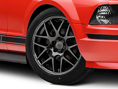 AMR Dark Stainless Wheel - 19x8.5 (05-14 All)