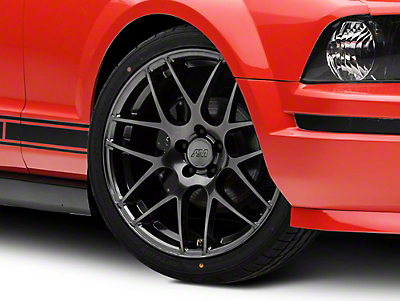AMR Dark Stainless Wheel - 20x8.5 (05-14 All)