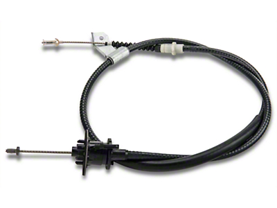 Ford Replacement Clutch Cable (96-04 4.6L V8, Excludes 03-04 Cobra)