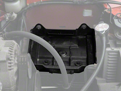 Ford Replacement Battery Tray (99-04 All)