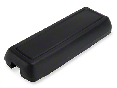 Center Console Arm Rest Lid - Black (79-86 All)