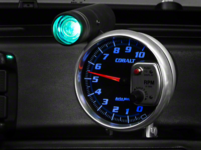 Auto Meter Cobalt 5 in. Tachometer w/ Shift Light (79-17 All)