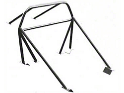 Competition Engineering Mustang Complete 8-Point Roll Bar