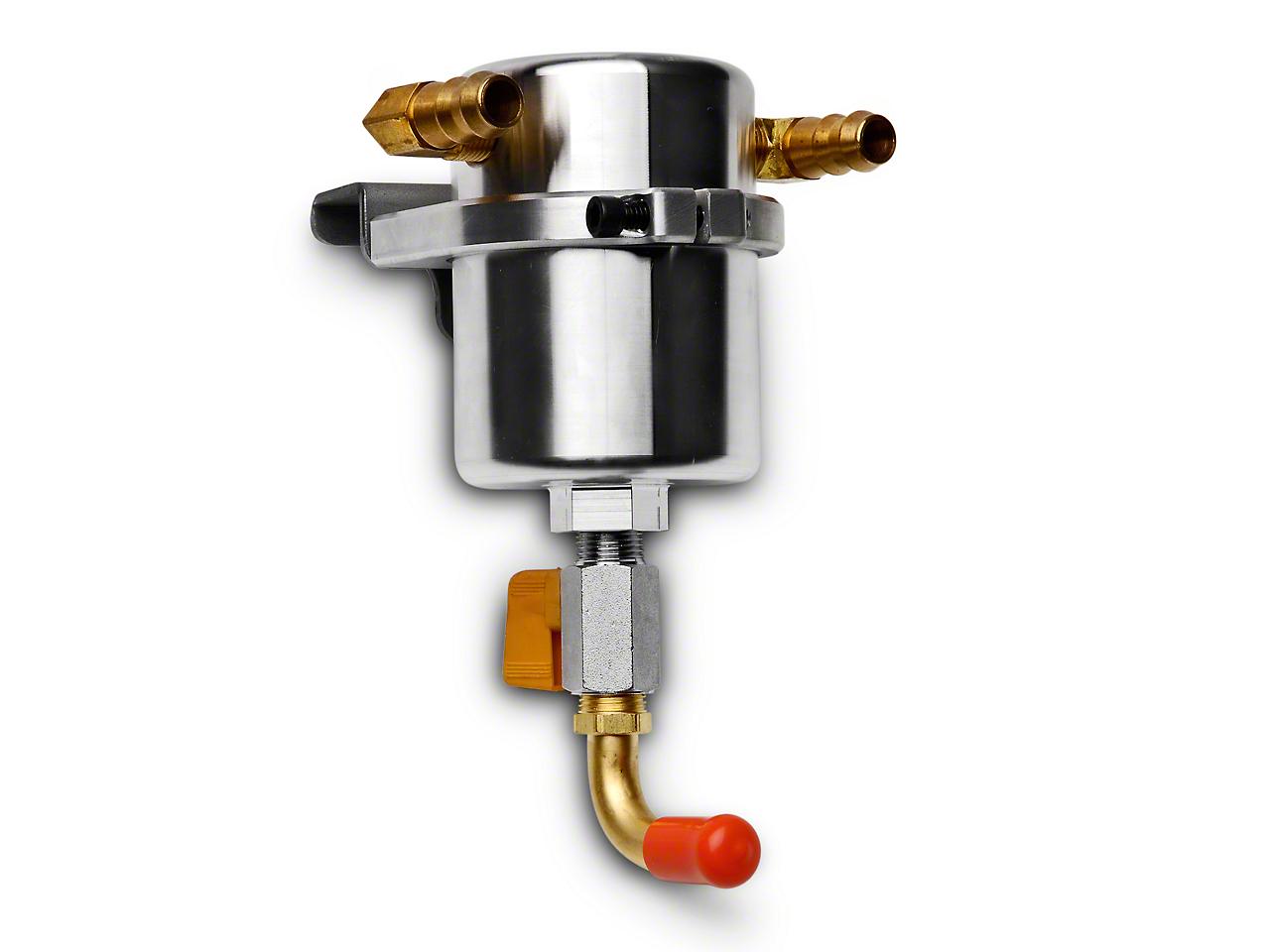 Moroso Air/Oil Separator (96-04 GT)