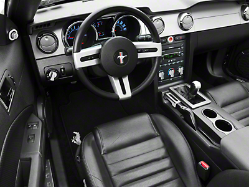 Modern Billet Satin Billet Interior Complete Kit (05-09 GT, V6)
