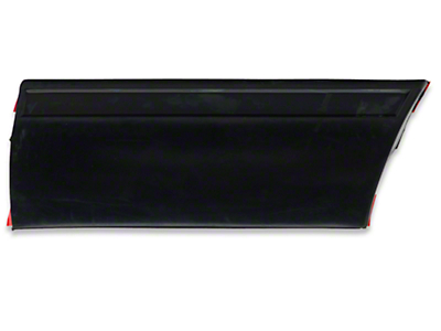 OPR Front Right Side Fender Molding - Rear (87-93 LX)