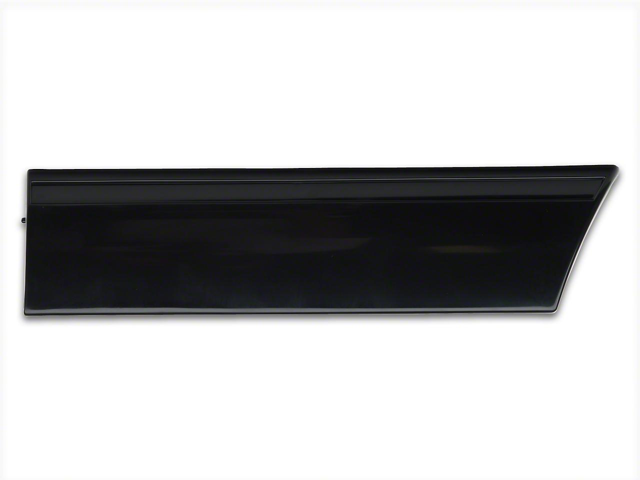 OPR Right Side Quarter Molding - Rear (87-93 LX)