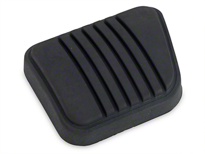 OPR Clutch/Brake Pedal Cover - Manual (79-93 All)