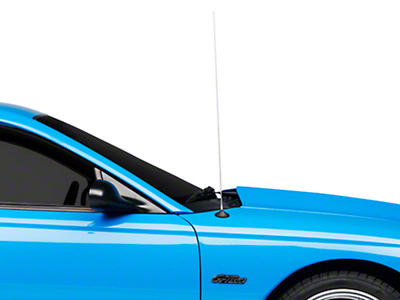 OPR Fixed Stainless Steel Antenna - 30 in. (79-98 All)
