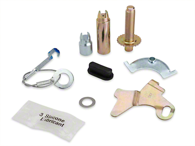 OPR Drum Brake Self Adjuster Repair Kit - Right Rear (79-93)