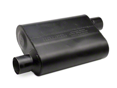 Flowmaster Super Flow 44 Series Offset Muffler - 2.5 in. (79-04 All, Excluding 99-04 Cobra)