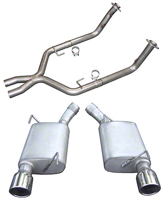 Pypes The Beast Off-Road Exhaust (05-10 GT)