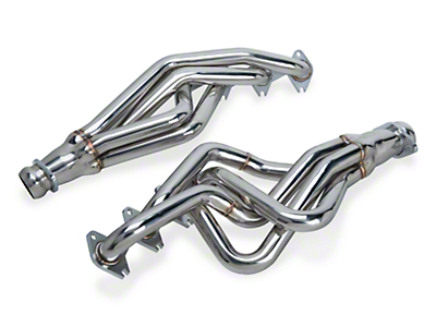 Pypes Polished Long Tube Headers (05-10 GT)