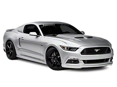 Mp Concepts Mustang Gt350 Style Front Bumper Kit Unpainted 397416