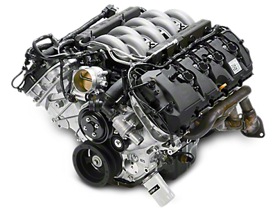 S550 Crate Engines and Blocks