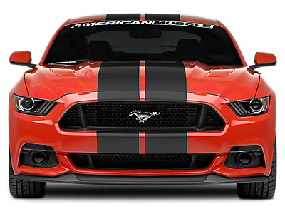 Mustang Decals And Stripes >> 2015 2019 Mustang Decals Stripes Graphics Americanmuscle