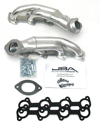 JBA Ceramic Cat4ward Shorty Headers (99-04 GT)