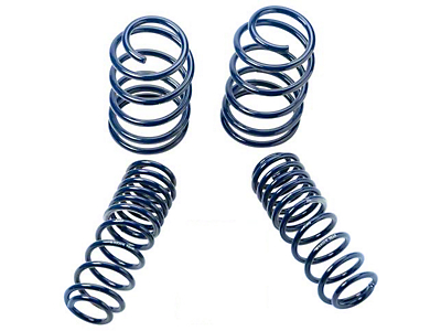 Ford Performance Lowering K-Springs - Coupe (05-14 GT)