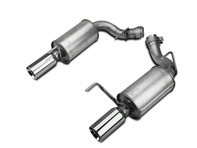 Ford Performance FR500S Axle-Back Exhaust (05-09 GT, GT500)
