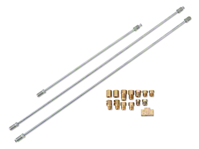 Hurst Line Lock - Roll Control Installation Kit (79-04 All)