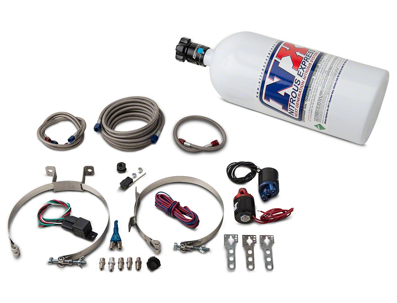 Nitrous Express Nitrous Kit - Nozzle System (86-04 GT)