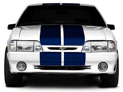 Blue Lemans Stripes - 12 in. (79-93 All)
