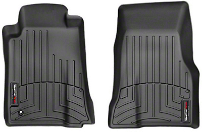 Weathertech Front All Weather Floor Liners - Black (05-09 All)