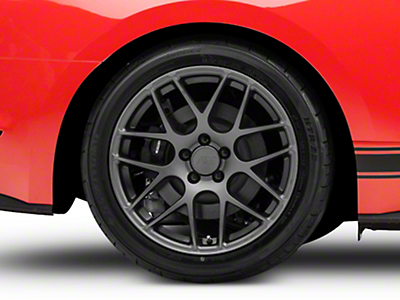 AMR Charcoal Wheel - 19x10 (15-17 All)