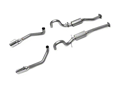 Borla Stinger S-Type Cat-Back Exhaust (99-04 GT, Mach 1)