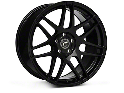 Forgestar F14 Monoblock Piano Black Wheel - 19x10 (05-14 All)