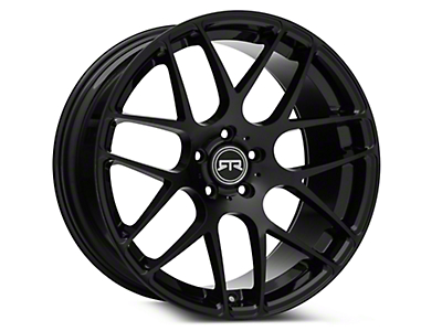 RTR Black Wheel - 20x10 (05-14 All)