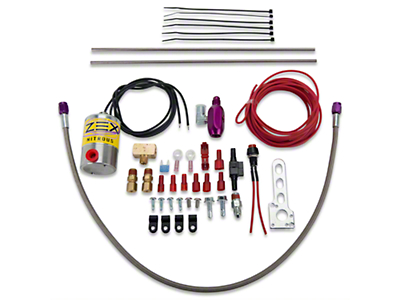 ZEX Nitrous Dual Outlet Purge Kit (79-17 All)