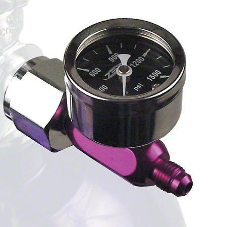 ZEX Nitrous Bottle Pressure Gauge (79-17 All)