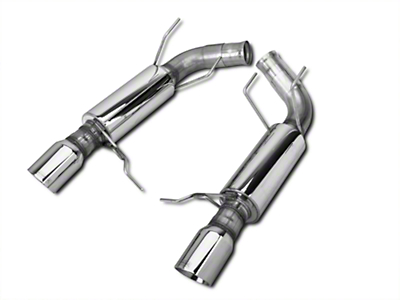 Bassani Street Race Axle-Back Exhaust (11-14 GT)