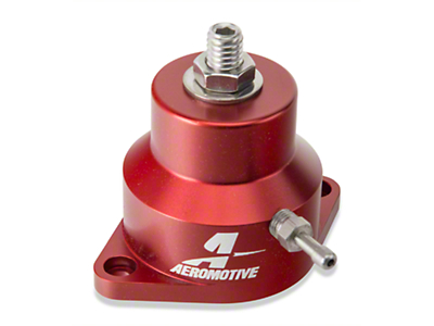 Aeromotive Adjustable Fuel Pressure Regulator (94-97 GT; 94-98 Cobra)