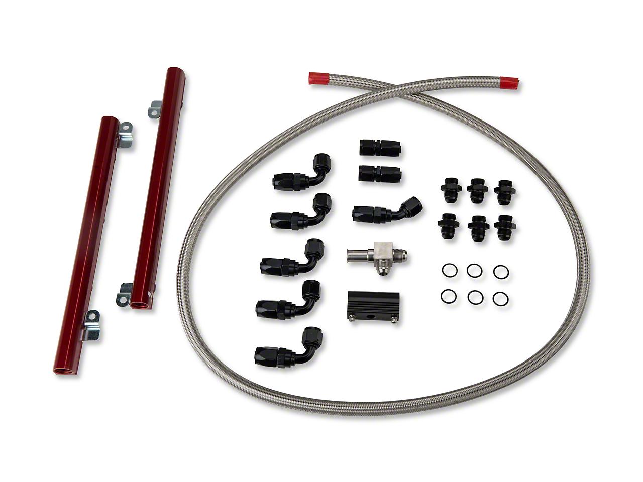 Aeromotive High Flow Fuel Rail Kit (99-04 GT)