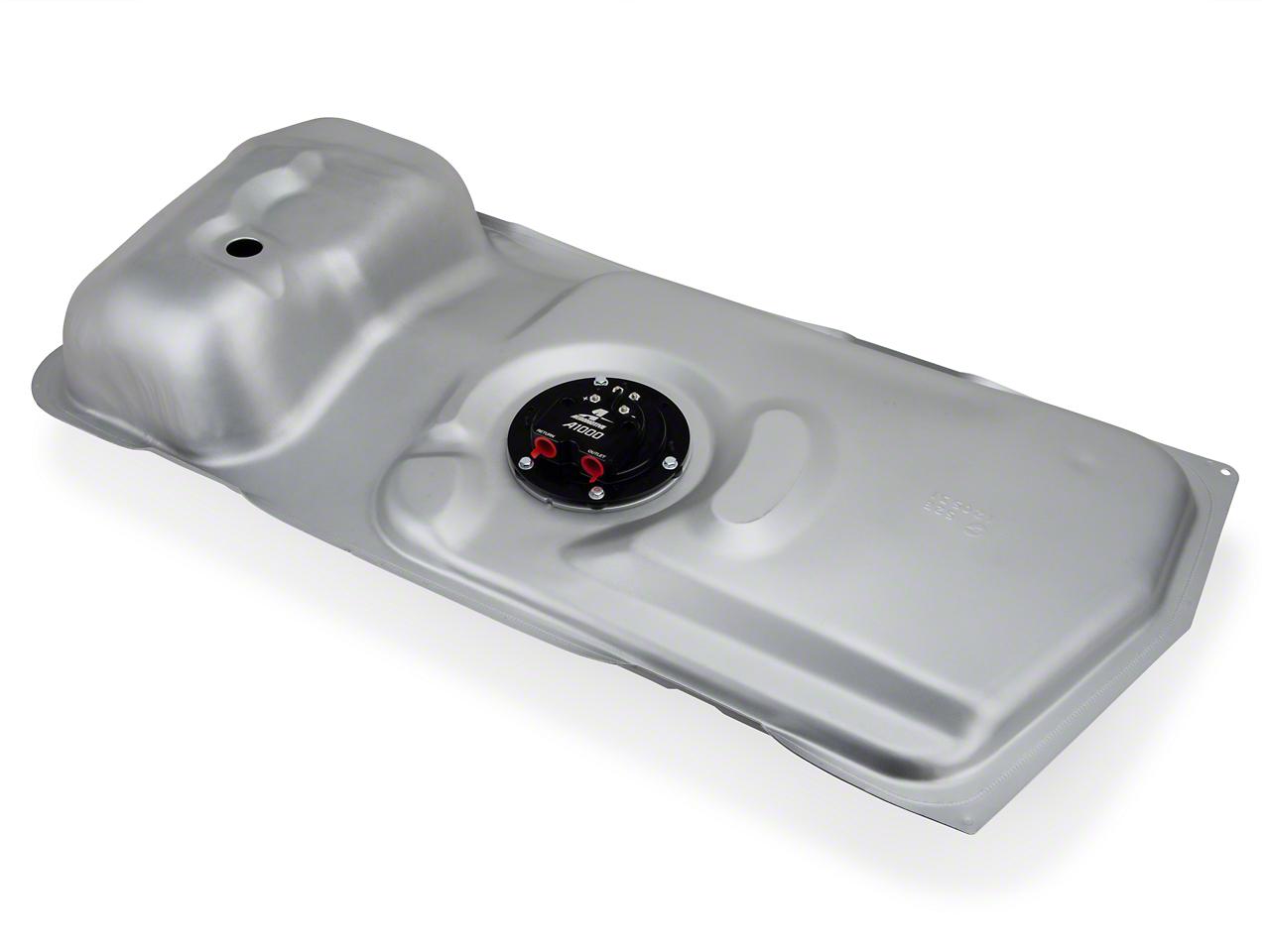 Aeromotive Stealth Fuel Kit w/ Tank- A1000 (86-Mid 98 V8)