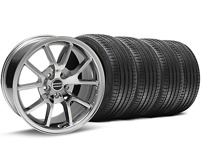 FR500 Style Chrome Wheel & Sumitomo Tire Kit - 18x9 (94-98 All)