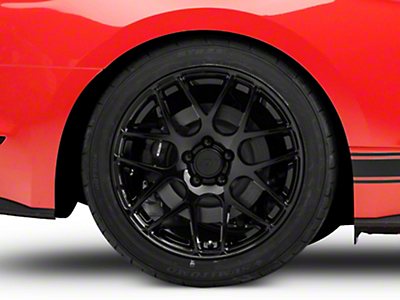 AMR Black Wheel - 19x10 (15-17 All)