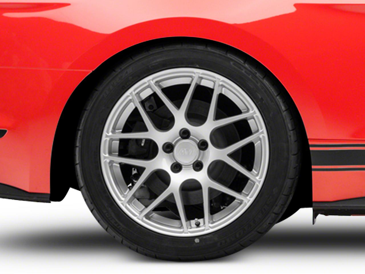 AMR Silver Wheel - 19x10 (15-17 All)