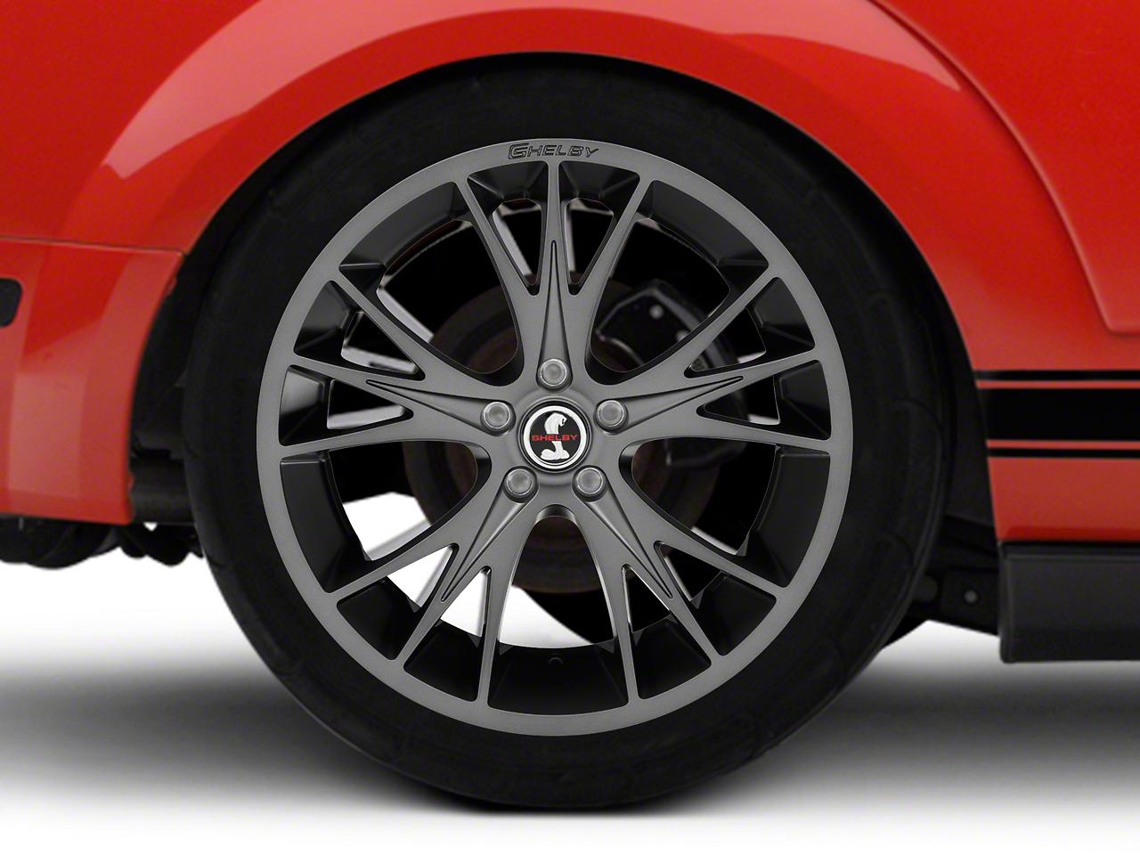 Shelby CS1 Gunmetal Wheel - 20x11 (05-14 All)