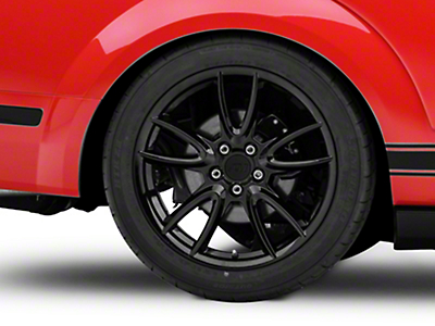 Track Pack Style Gloss Black Wheel - 19x10 (05-14 All)