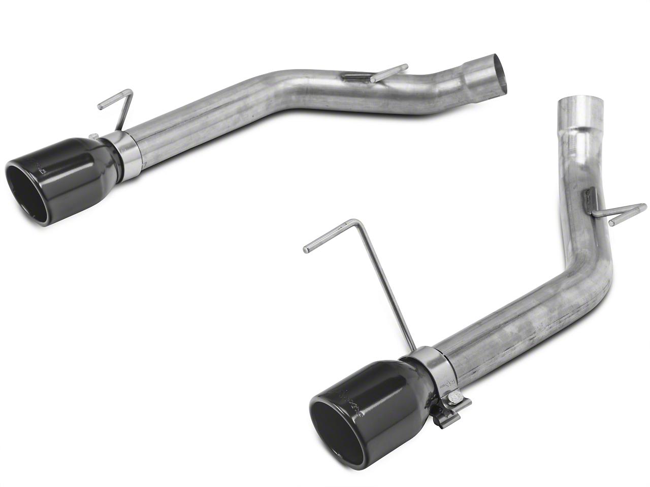 Pypes Muffler-Delete Axle-Back Exhaust - Black (05-10 GT, GT500)