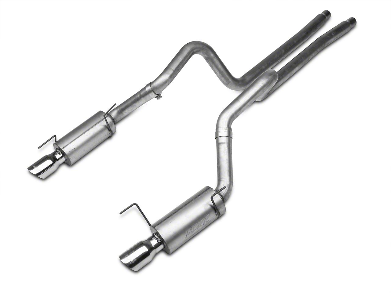 MBRP Street Cat-Back Exhaust - Aluminized (05-09 GT; 07-10 GT500)