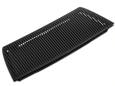 Ford Hood Vent Heat Extractor Grille - Right Side (03-04 Cobra)