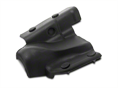 Ford Passenger Side B-Pillar Seal Cap (94-04 Convertible)